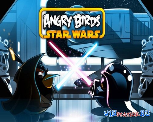 ������� Angry Birds Star Wars ��� Android ���������