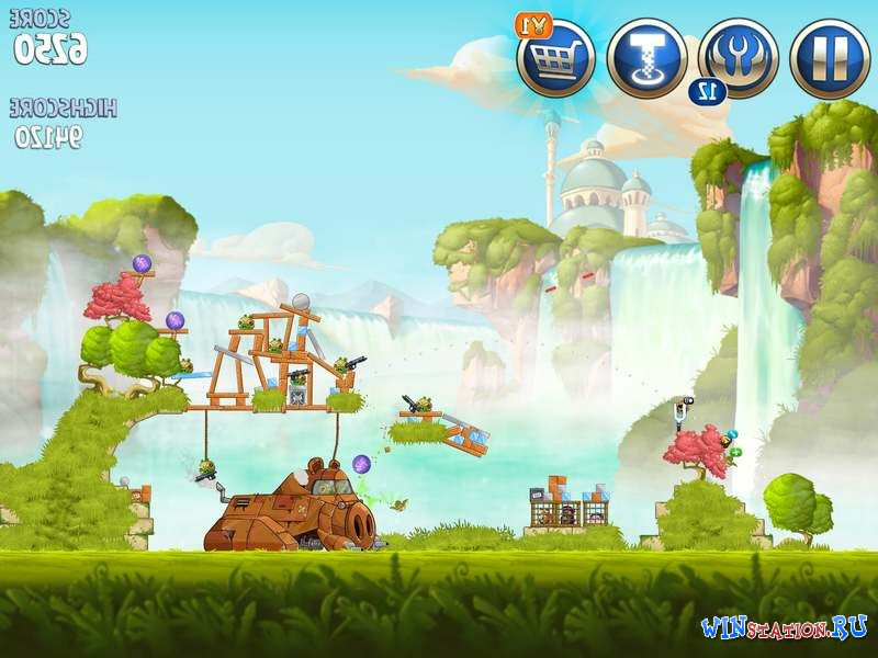Angry Birds – Уикипедия