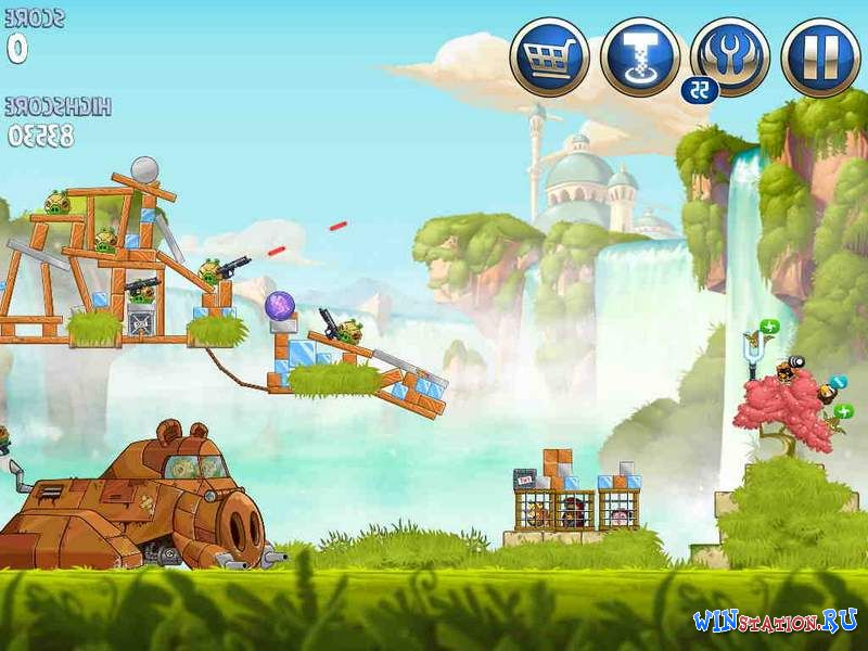ANGRY BIRDS 2 ДЛЯ ANDROID - YouTube