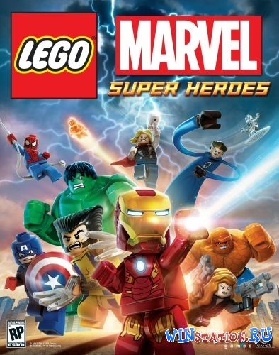 Скачать LEGO Marvel Super Heroes бесплатно