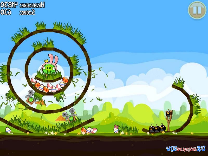 Angry Birds Seasons 3.3.0 Android