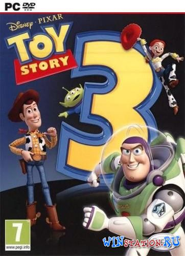 ������� ���� Toy Story 3: The Video Game
