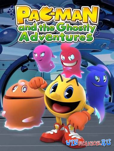 ������� ���� PAC MAN And the Ghostly Adventures