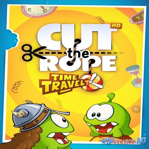 ������� ���� Cut the Rope Time Travel ��� Android