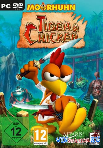 ������� ���� Moorhuhn: Tiger And Chicken (2013/ENG/RePack by XLASER)