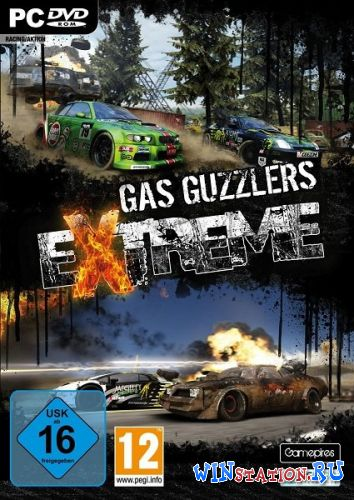 ������� Gas Guzzlers Extreme: Full Metal Zombie ���������