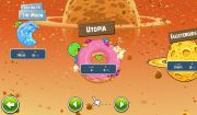 Компьютерная игра Angry Birds Space