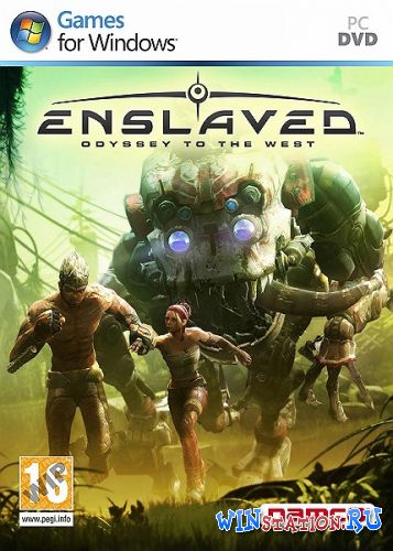 Скачать ENSLAVED: Odyssey to the West бесплатно