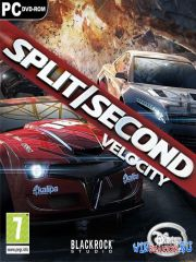 Split Second.Velocity.v 1.4042 (Новый Диск)