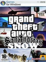 Grand Theft Auto 3: Snow City / Grand Theft Auto 3: Снежный Городок (v.1.1)