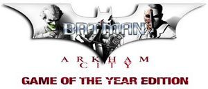 Скачать игру Batman: Arkham City / Batman: Аркхем Сити (1.1/dlc) [Game of the Year Edition]