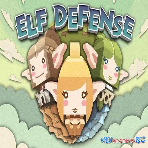 Скачать Elf Defense для Android бесплатно