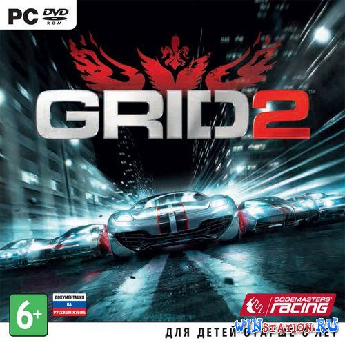 ������� ���� GRID 2 v1.0.85.8679 + 9DLC (Codemasters)