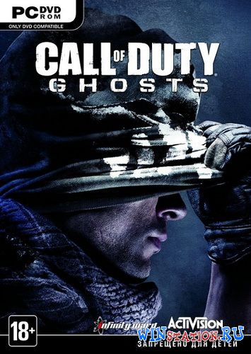 Скачать игру Call of Duty: Ghosts - Deluxe Edition