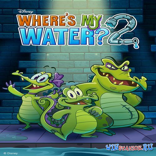 ������� ���� Where's My Water 2? / ������������ ������ 2 ��� Android
