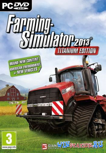 Скачать Farming Simulator Titanium Edition бесплатно