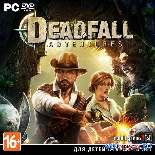 Скачать игру Deadfall Adventures - Digital Deluxe Edition