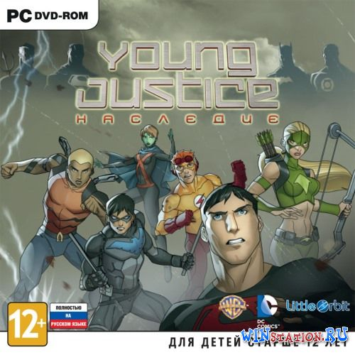 ������� ���� Young Justice: �������� / Young Justice: Legacy (2013/ENG/Repack by Let's�lay)