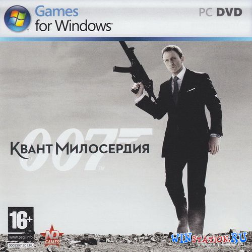 ������� ���� 007: ����� ���������� / Quantum of Solace: The Game