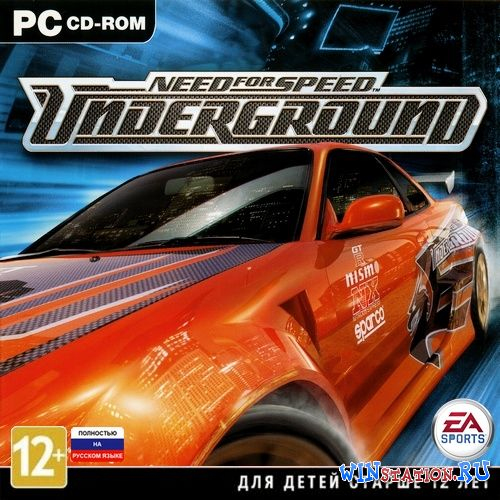 ������� Need for Speed Underground *v.1.4 + EnbSeries Mod's* ���������