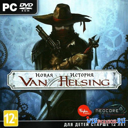 Скачать игру The Incredible Adventures of Van Helsing - Complete Pack