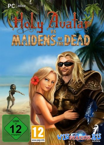 Скачать игру Holy Avatar vs. Maidens of the Dead