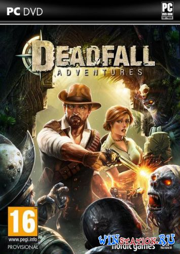 Скачать Deadfall Adventures - Digital Deluxe Edition бесплатно
