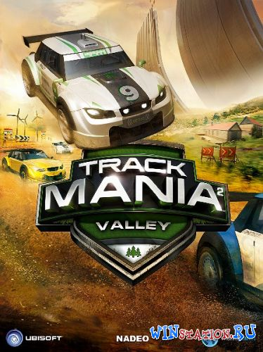 Скачать игру Trackmania 2: Valley (2013/RUS/ENG)