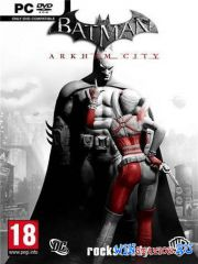Batman: Arkham City / Batman: јркхем —ити (1.1/dlc) [Game of the Year Editi ...