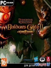 Baldur's Gate II: Enhanced Edition (PC/2013/RUS/ENG/RePack by xatab)