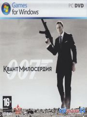 007: Квант милосердия / Quantum of Solace: The Game