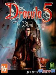 Dracula 5. The Blood Legacy