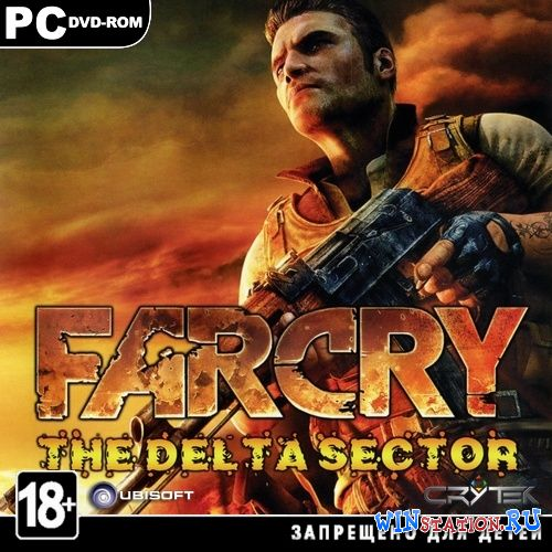 Скачать игру Far Cry + MOD Delta Sector