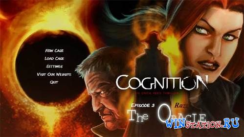 Скачать игру Cognition: An Erica Reed Thriller. Episode 3: The Oracle