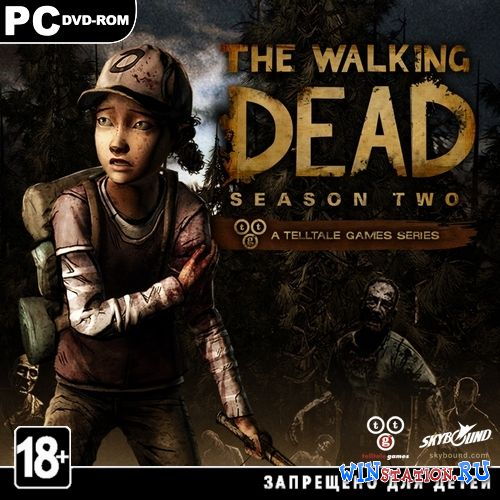 Скачать The Walking Dead: Season Two бесплатно