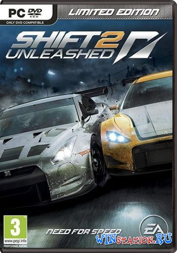 Скачать игру Need For Speed Shift 2. Unleashed