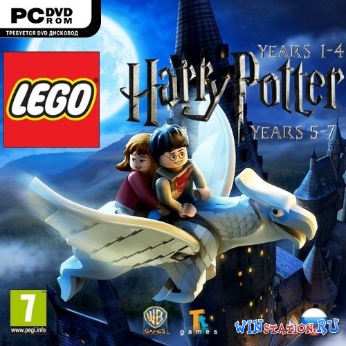 Lego harry potter collection скачать игру