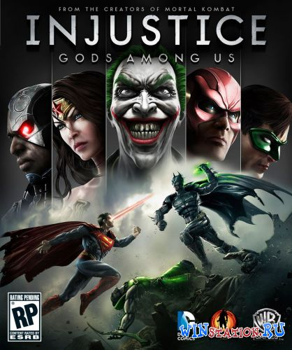 Скачать игру Injustice: Gods Among Us