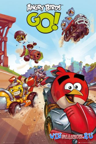 ������� ���� Angry Birds Go �� Android