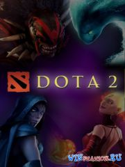 Dota 2 (2012/PC/RUS/ENG/Steam-Rip)