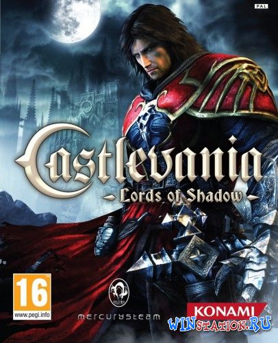 Скачать игру Castlevania: Lords of Shadow