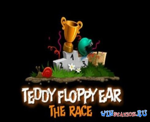 Скачать игру Teddy Floppy Ear: The Race