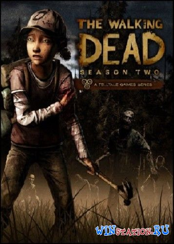Скачать игру The Walking Dead: Season 2