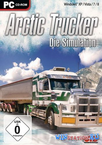 Скачать Arctic Trucker: The Simulation бесплатно