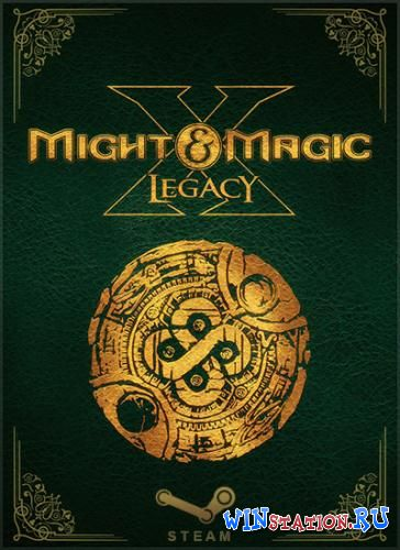 ������� ���� Might and Magic X: Legacy