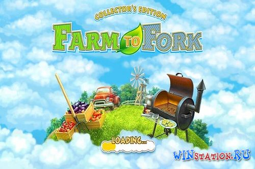 Скачать игру Farm to Fork Collector's Edition