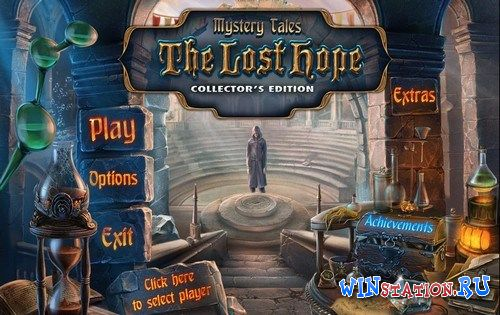 Скачать игру Mystery Tales: The Lost Hope. Collector's Edition