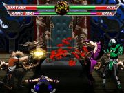 Скачать Mortal Kombat Project (Mugen) бесплатно