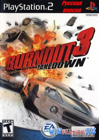 ������� ���� Burnout 3: Takedown
