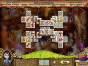 Алиса в стране маджонг геймплей